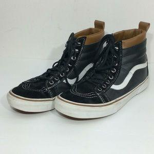 Vans SK8-HI MTE High Top Shoes Weatherized Men 9.5